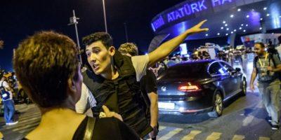 Se cuentan al menos 250 heridos Foto:AFP