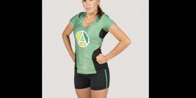Johanna Vargas. Enfermera y entrenadora fitness. Campeona departamental de clavados y referente fitness. Foto:Cortesía Prensa Caracol Televisión
