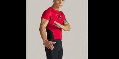 Eduar Salas 'El Ninja'. Taekwondista Campeón universitario y distrital de Taekwondo. A los 17 años este joven que tiene ahora 28, ya era un deportista de alto rendimiento. Foto:Cortesía Prensa Caracol Televisión