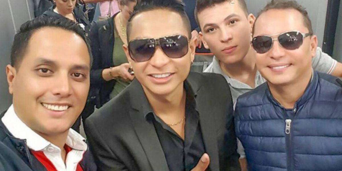 Giovanny Ayala dejó plantado a un niño con cáncer