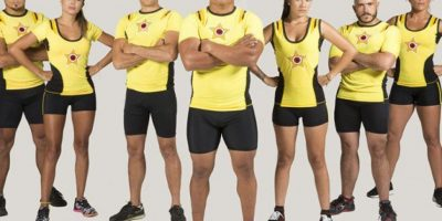 Equipo amarillo: Cafeteros Foto:Cortesía Prensa Caracol Televisión
