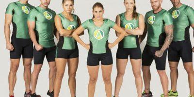 Equipo verde: Los Paisas Foto:Cortesía Prensa Caracol Televisión