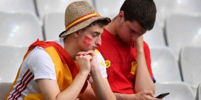 Con esto cortaron su racha de dos Eurocopa seguidas ganando Foto:Getty Images