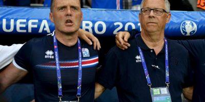 Islandia ha sorprendido en la Eurocopa y ya está en cuartos de final Foto:Getty Images