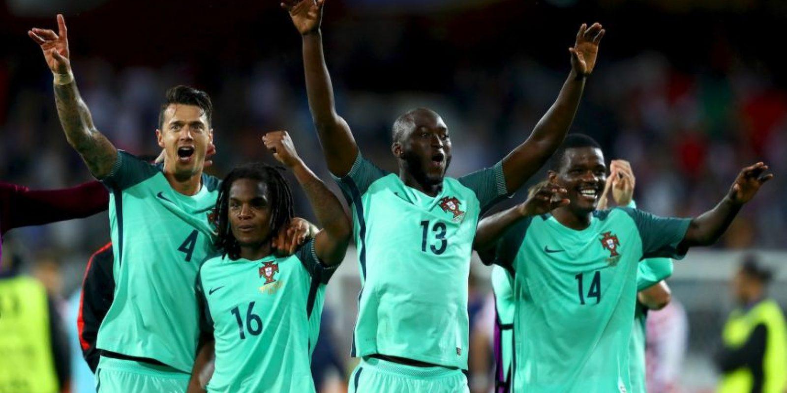Portugal, en tanto, venció con un agónica gol a Croacia Foto:Getty Images