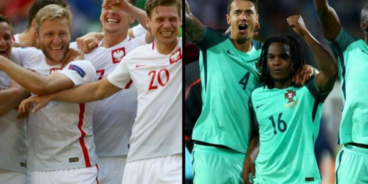A qué hora juegan Polonia y Portugal en los cuartos de la Euro