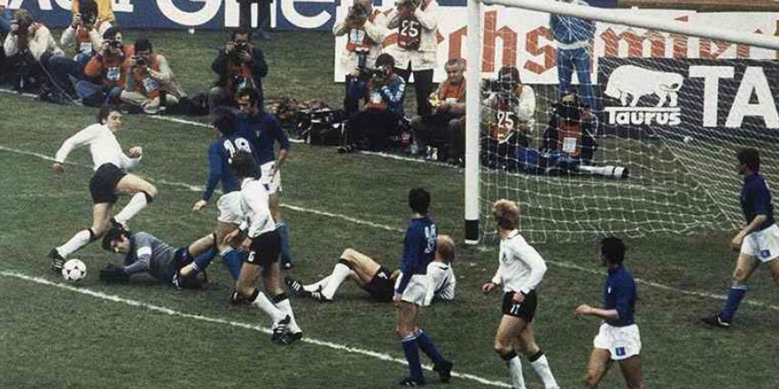 Ocho años después, en el Mundial de 1978, se volverían a encontrar e igualaron sin goles Foto:Getty Images