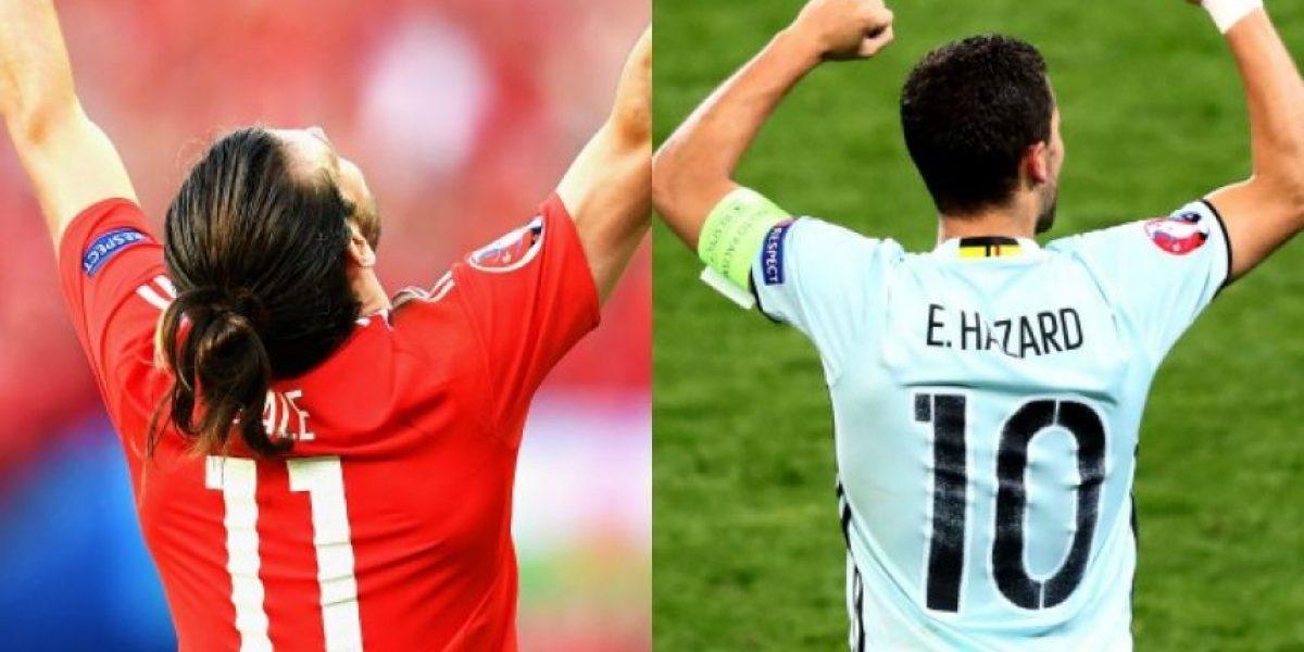 Eurocopa cuartos de final: En vivo Gales vs Bélgica