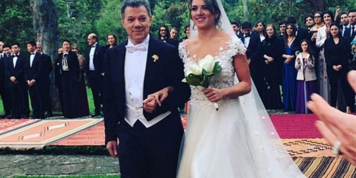 15 cosas que no conocía de la boda de María Antonia, la hija del presidente Juan Manuel Santos