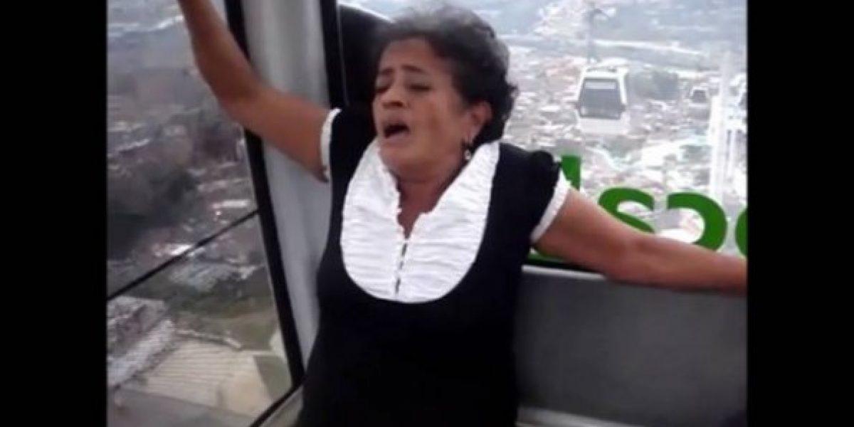 Nuevo video de Doña Gloria se hace viral