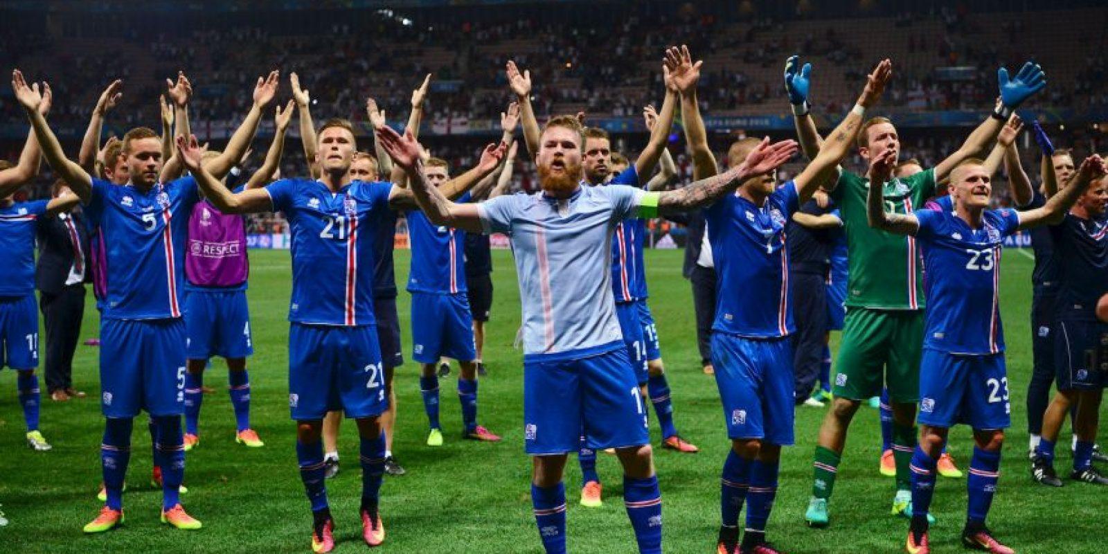 Por eso, un periódico islandés aprovechó el cariño que se han ganado y ahora puedes saber cómo es tu nombre en islandés Foto:Getty Images