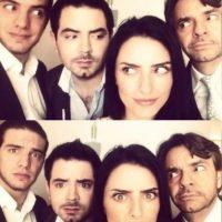 Ellos son los hijos de Eugenio Derbez Foto:Vía Instagram
