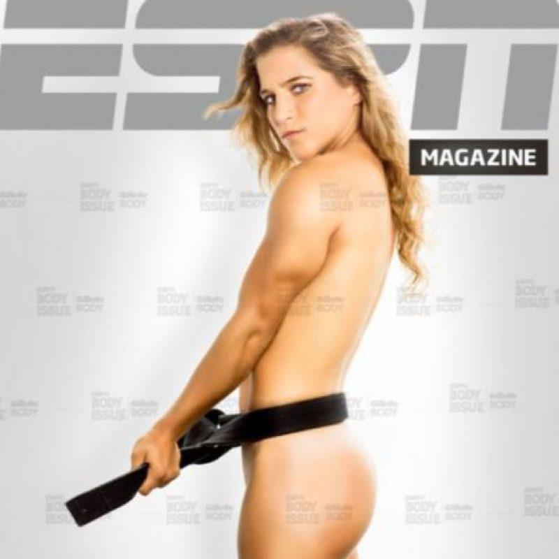 Paula Pareto (judoca argentina) Foto:ESPN