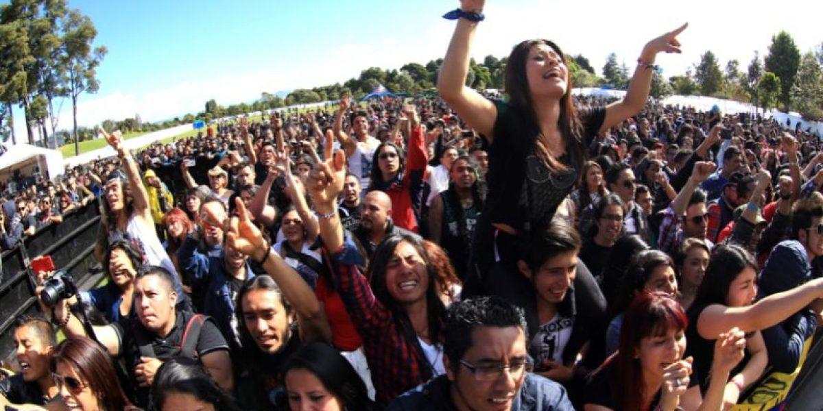 Siga en vivo el Festival Rock al Parque 2016