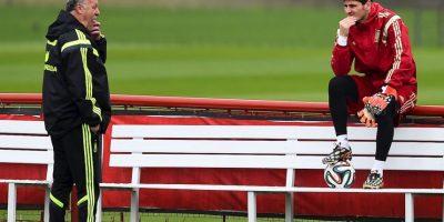 Antes del partido ante Croacia Foto:Getty Images