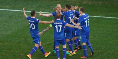 Sin embargo, Islandia ha tenido un gran torneo y sorprendieron a todos eliminando a Inglaterra en octavos de final Foto:Getty Images