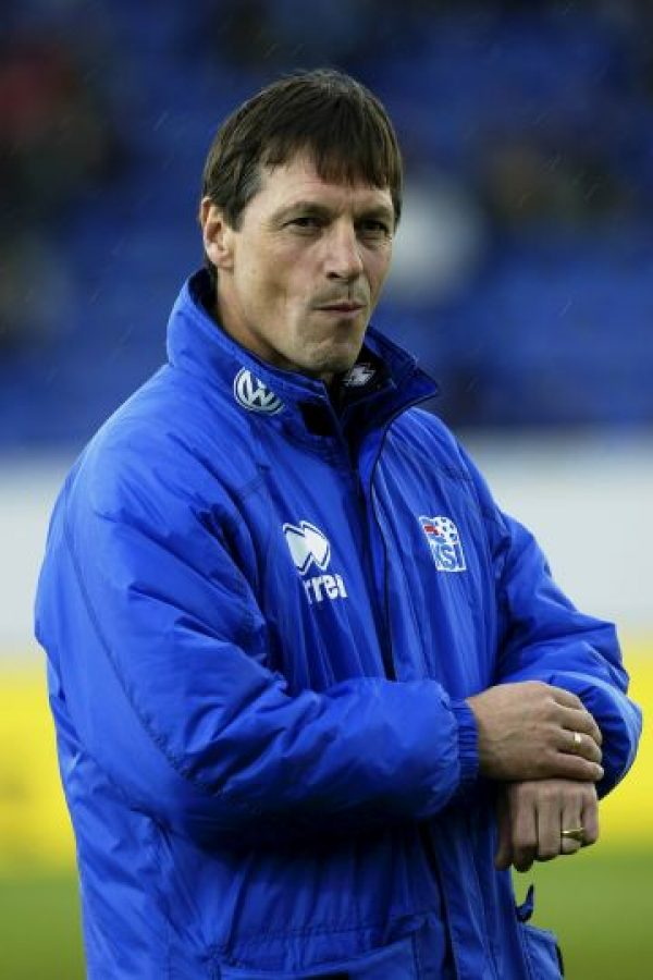 Ásgeir Sigi' Sigurvinsson rechazó en su momento a jugar por Inglaterra Foto:Getty Images