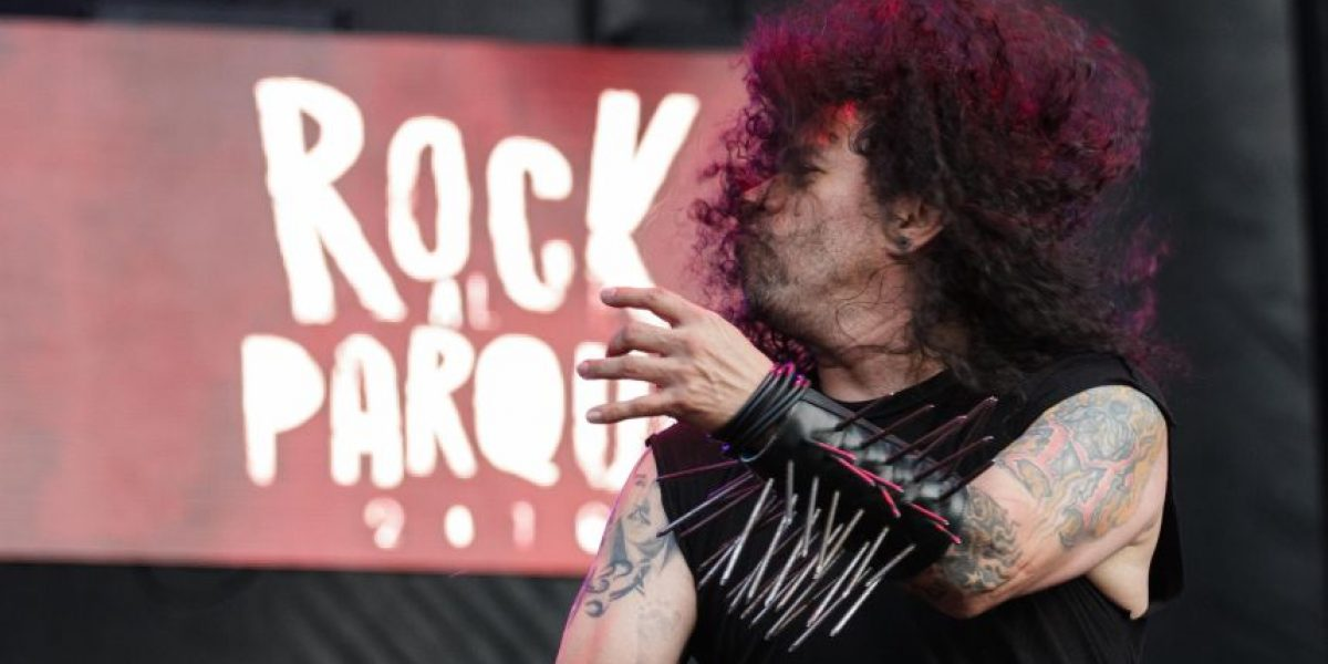 Fotos: El metal más pesado se tomó el primer día de Rock al Parque