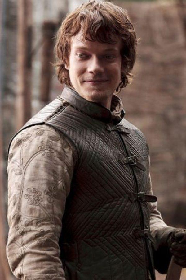 Theon Greyjoy en la temporada 1 Foto:Vía HBO