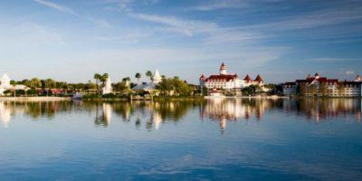 Este es el lujoso hotel donde se hospedaba la familia del niño Foto:Disneyworld.disney.go.com