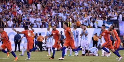 Las siete finales perdidas de forma consecutiva parecen ser lo menos grave en estos momento Foto:AFP