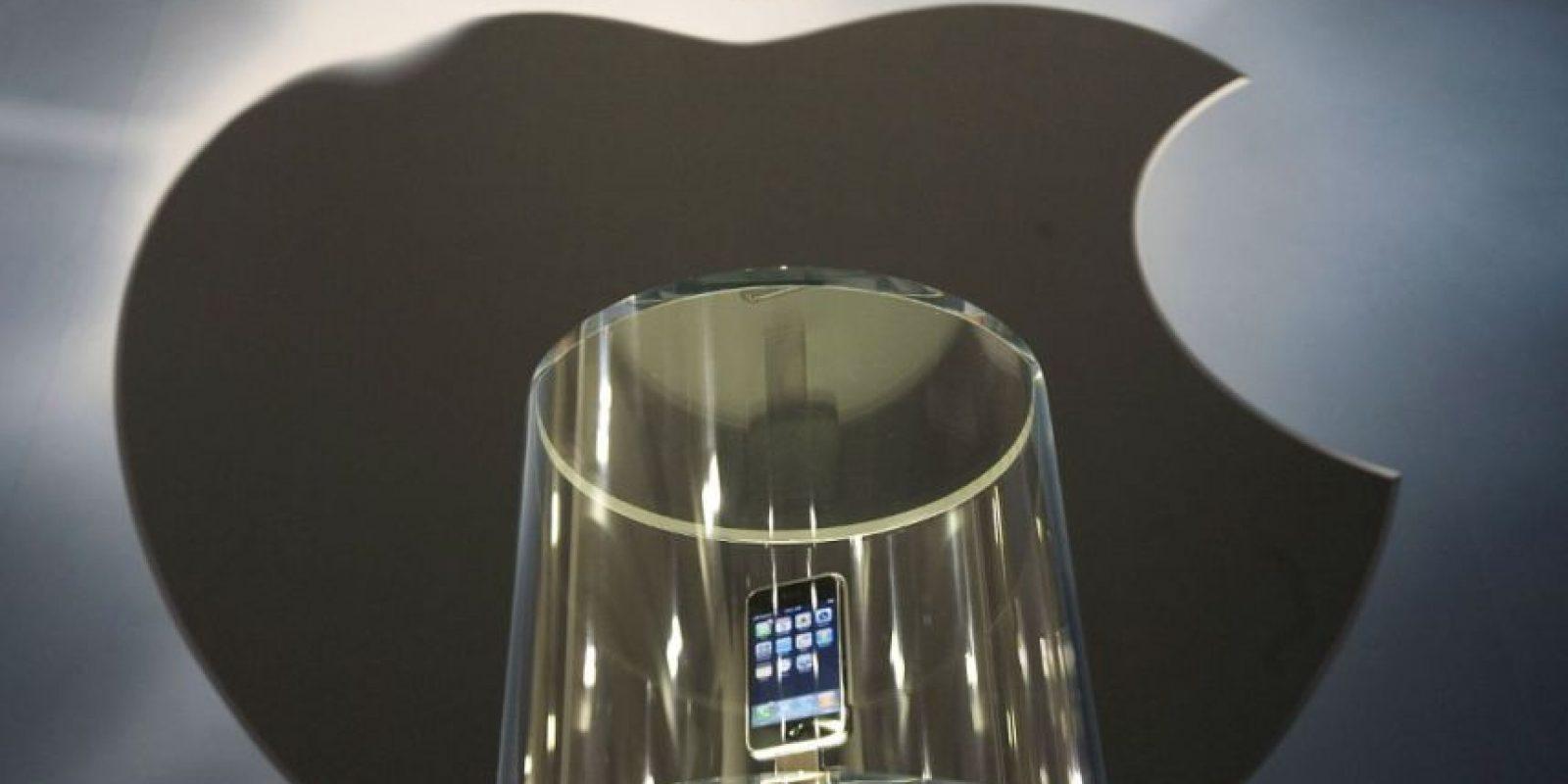 iPhone se sincroniza automáticamente con iTunes. Foto:Getty Images