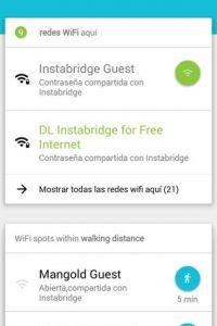 Buscará Wi-Fi por ustedes. Foto:Instabridge