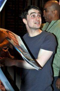 Daniel Radcliffe siempre se ha mostrado cercano a sus fans. Foto:The Grosby Group