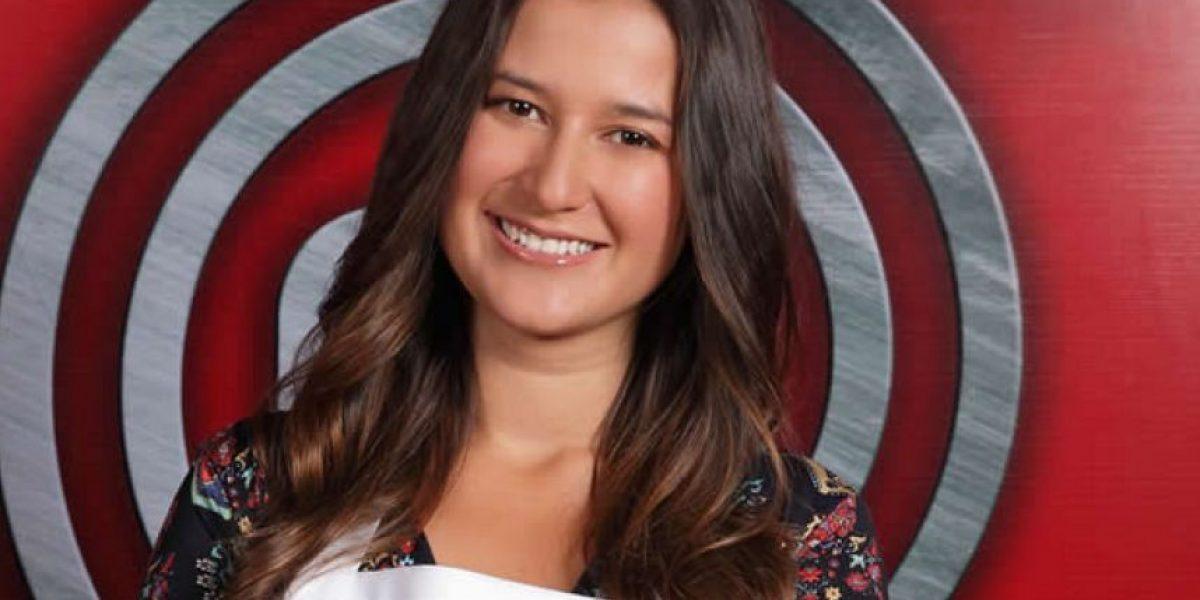 Ana Belén Charry: segunda finalista de MasterChef Colombia