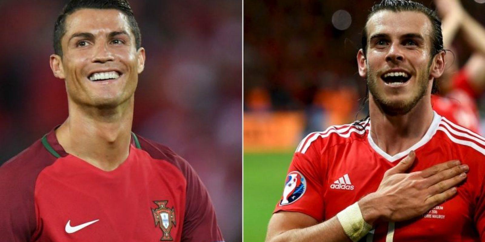 Portugal vs. Gales, semifinales de la Euro 2016 Foto:Getty images
