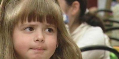 Daniela Aedo, más conocida por su papel de 'Dulce María' en la novela 'Carita de Ángel', ya es toda una mujer Foto:Televisa