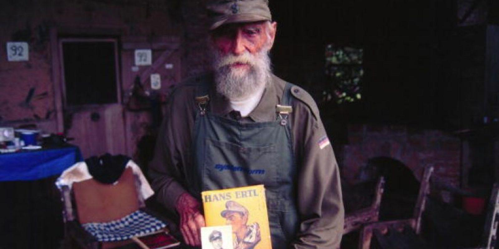 Ertl heredó a su nieto 22 piezas de más de mil años de antigüedad Foto:Getty Images