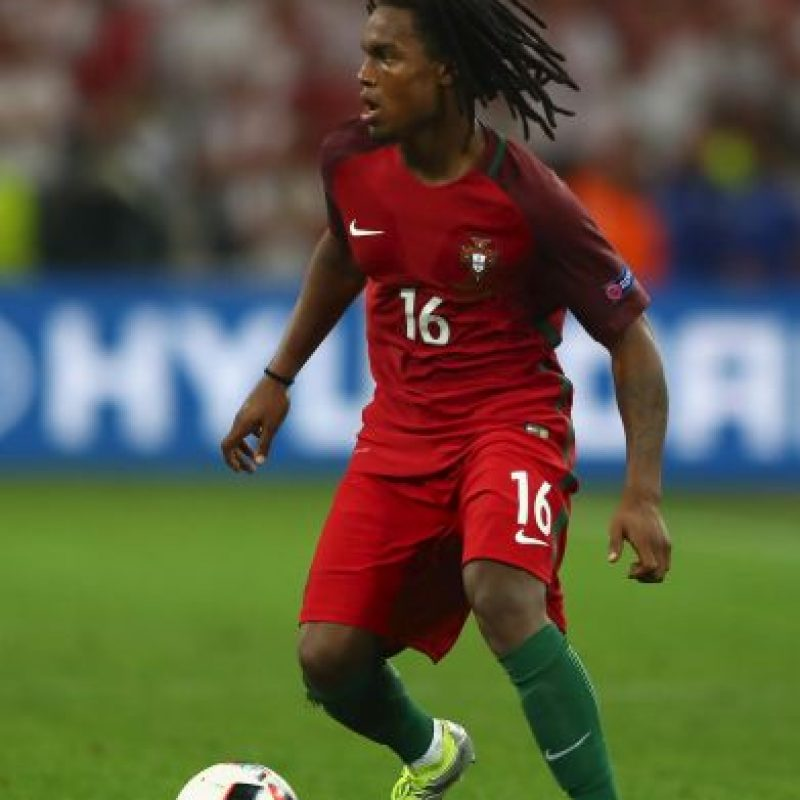 Renato Sanches es la nueva figura de Portugal en la Euro 2016 Foto: Getty Images