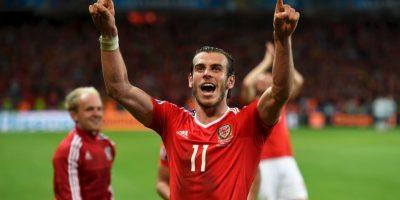Gales debuta en el torneo y está siendo la gran sorpresa Foto:Getty Images