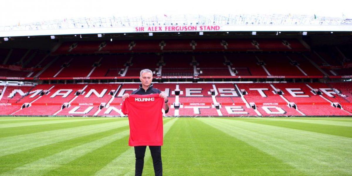 Las mejores frases de Mourinho en su presentación en el United