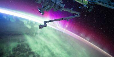 Algunas de las fotografías difundidas por la NASA Foto:NASA