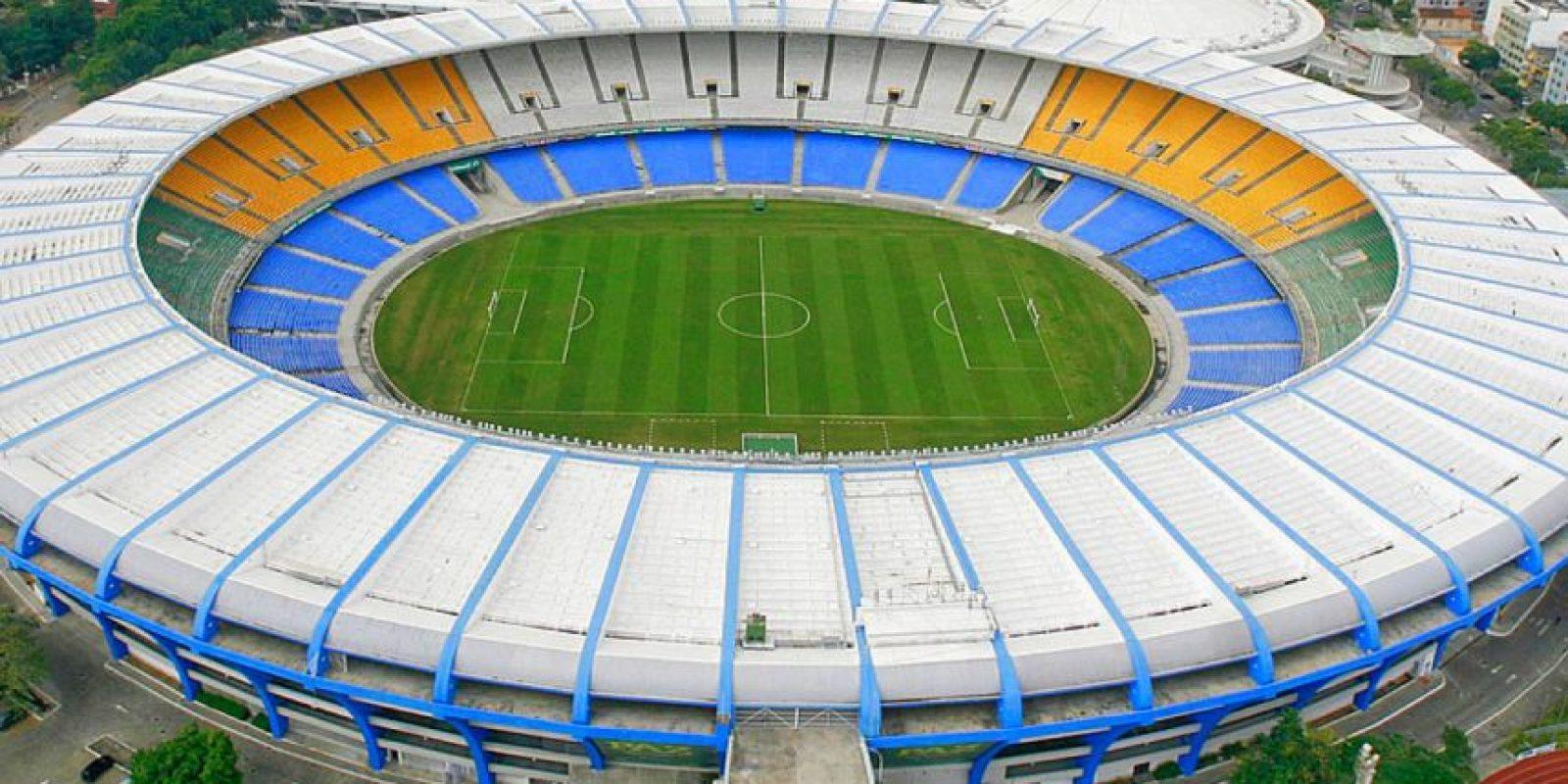 1. Estadio Maracaná – 286 millones 340 mil 221 dólares Foto:Getty Images