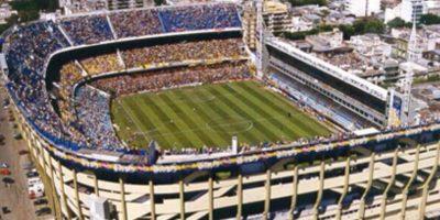 Estadio Bombonera (Argentina) Foto:Getty Images