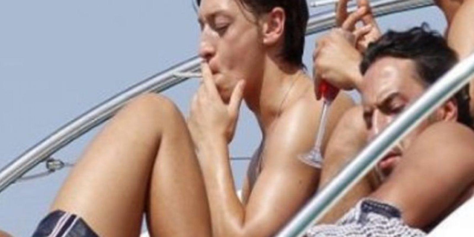 Mesut Özil (Alemania) Foto:Twitter