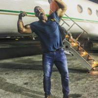 Miren las mejores imágenes de las redes sociales del también actor Foto:Vía instagram.co/therock