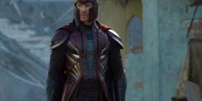 Magneto ahora es interpretado por Michael Fassbender. En la primera versión lo caracterizó Ian McKellen. Foto:vía Fox