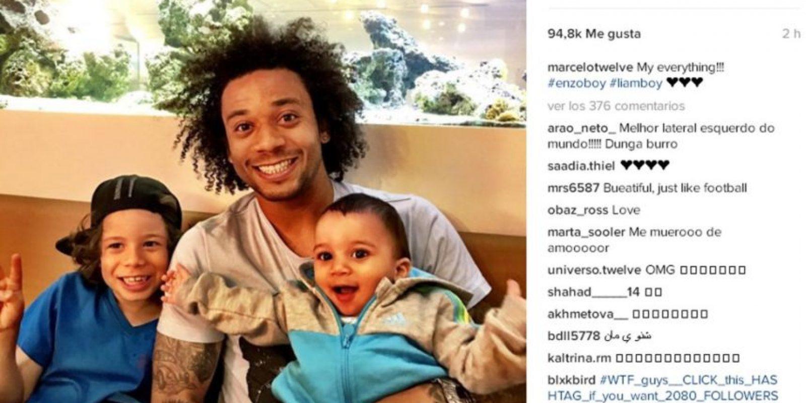 Marcelo (Brasil) Foto:Instagram