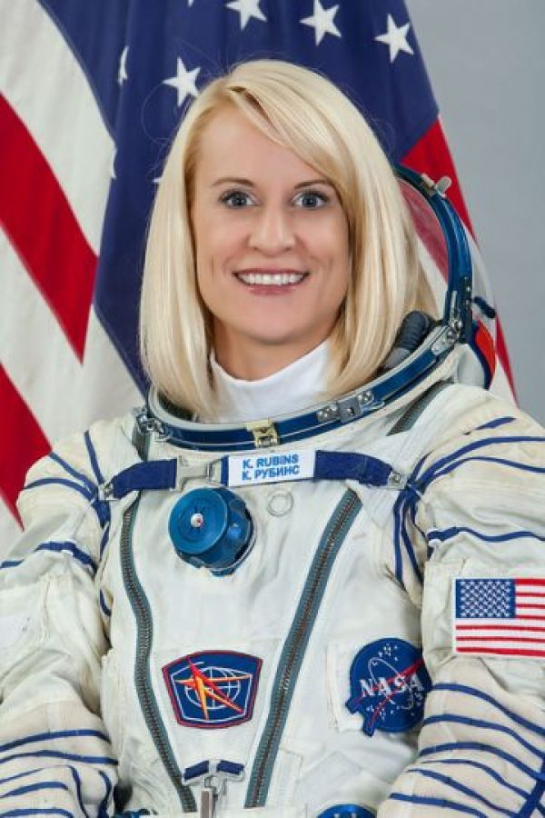 Kate Rubins se convertirá en mujer astronauta Foto:Centro Espacial Johnson – NASA