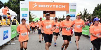 La Expedición Bodytech 2016 un evento deportivo para los amantes de las competencias y el atletismo. Foto:Cortesía Bodytech