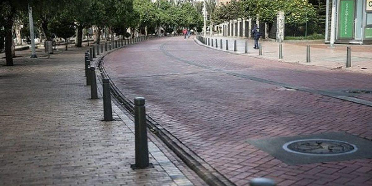 Fotos: así quedó el Parque de los Periodistas
