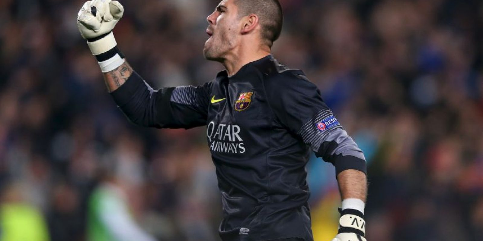 Será el cuarto equipo en la carrera de Víctor Valdés Foto:Getty Images