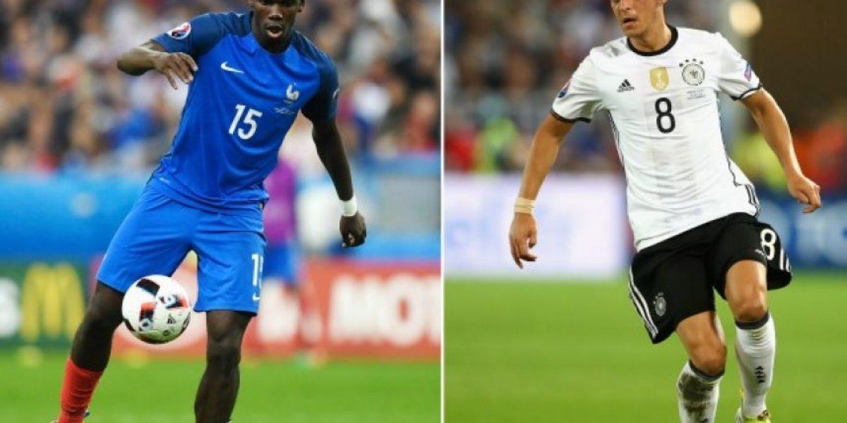 Eurocopa En vivo: Francia vs Alemania semifinales