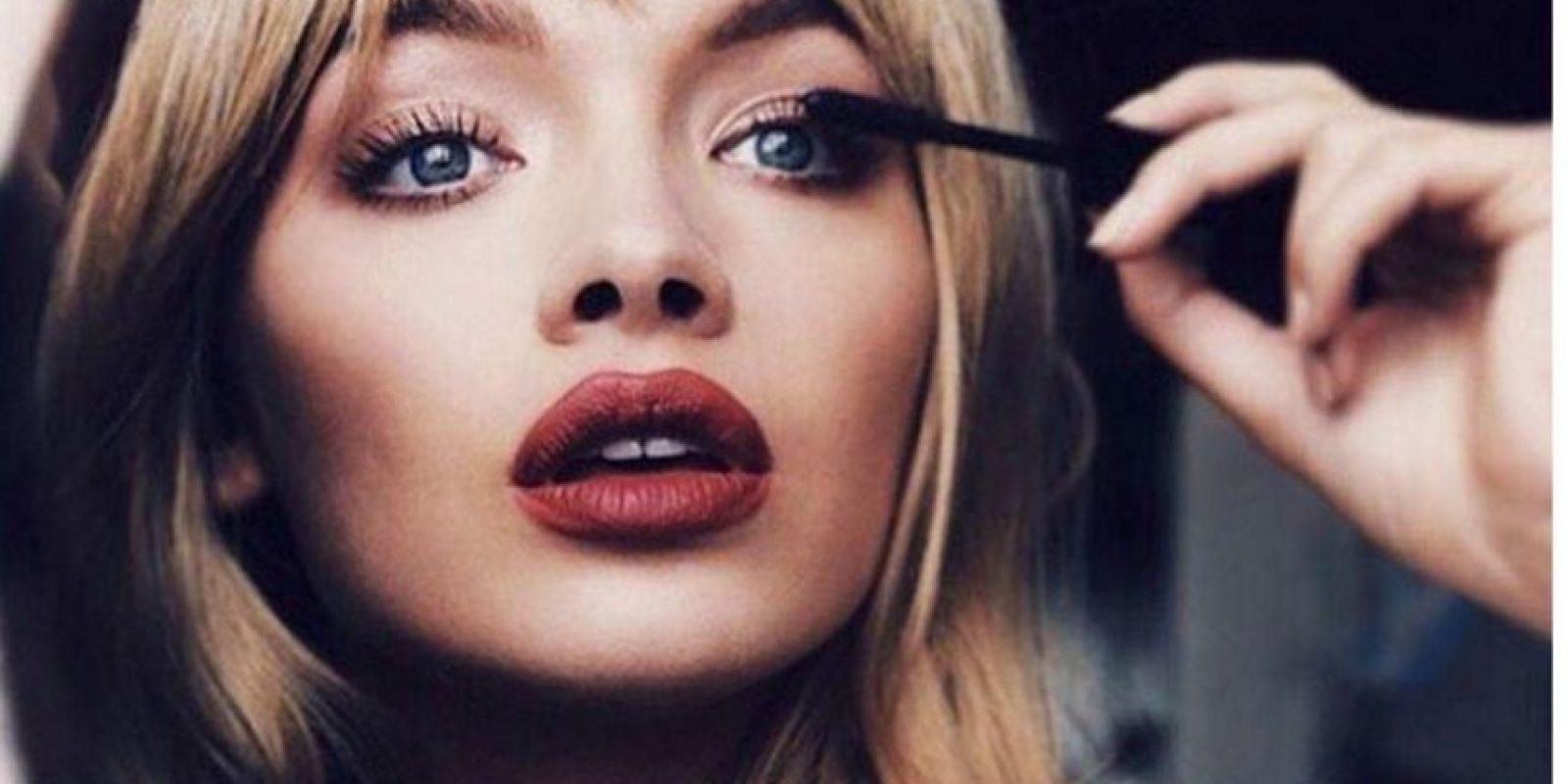La modelo Roxy Horner. Foto:vía Instagram