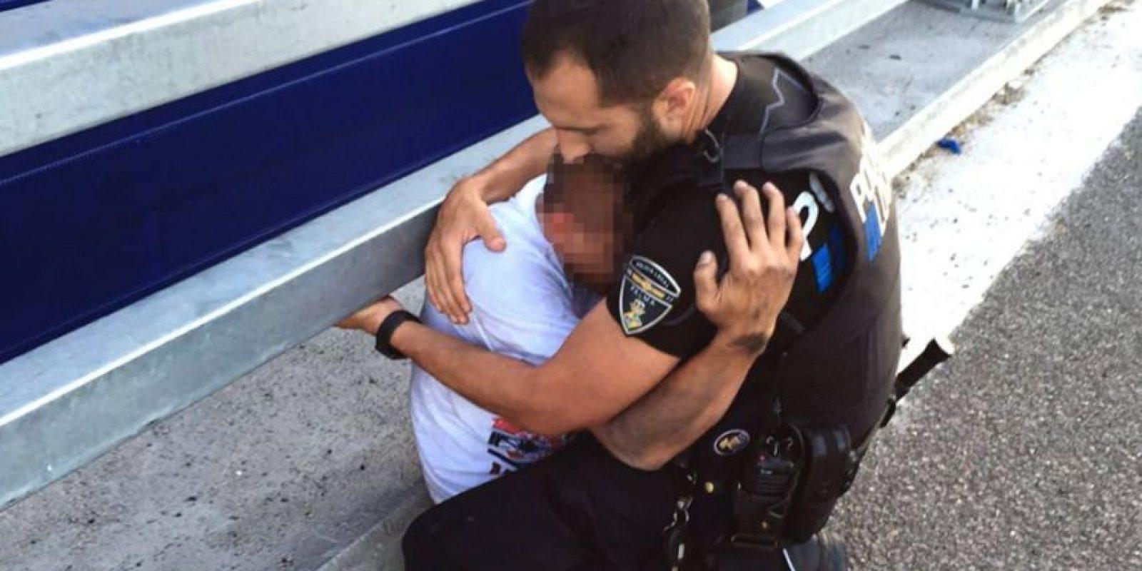 Foto:Facebook/Policía de Palma de Mallorca