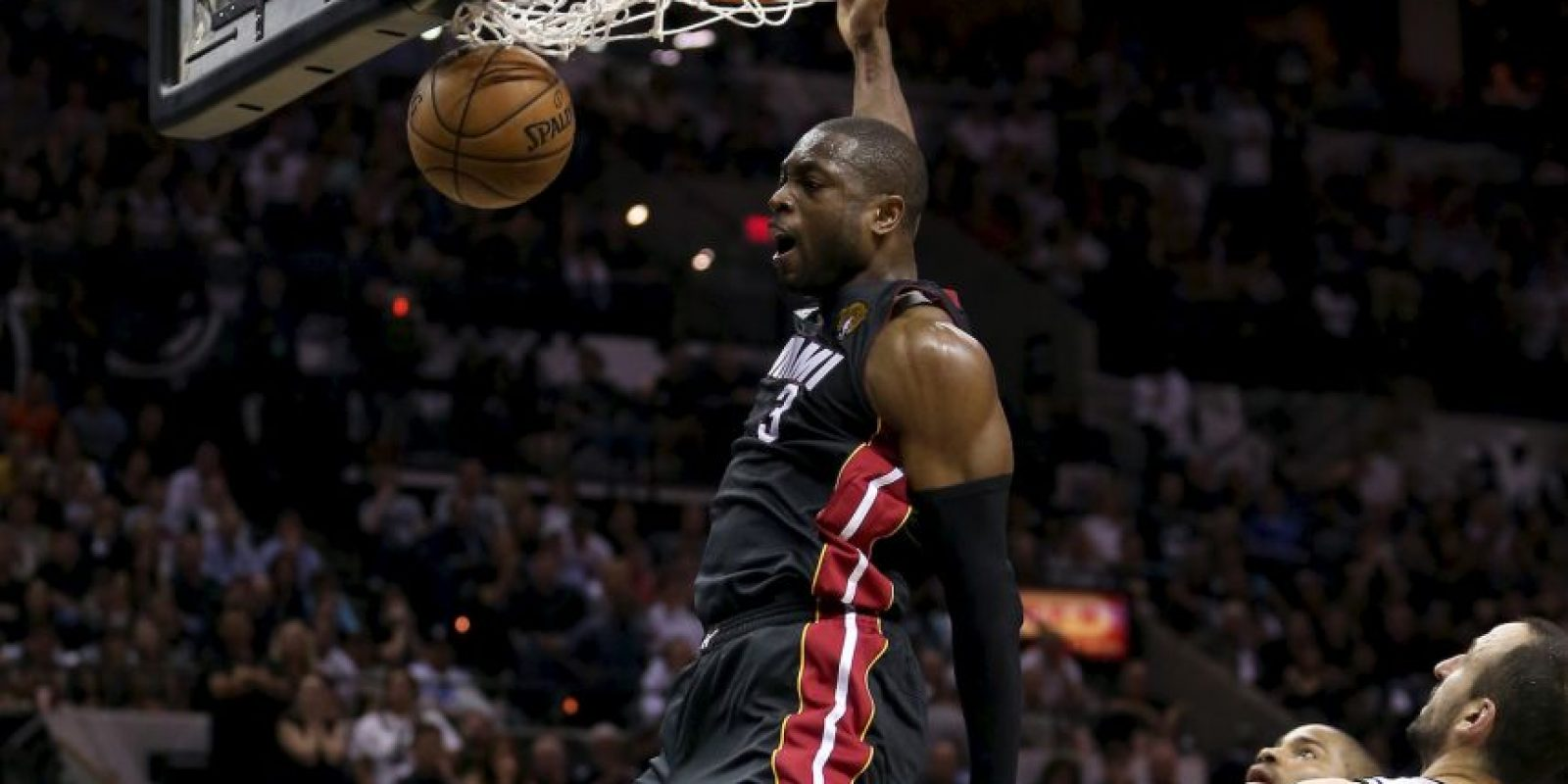 Dwyane Wade. Despues de 13 temporadas con Miami, ahora jugará con Chicago Foto:Getty Images